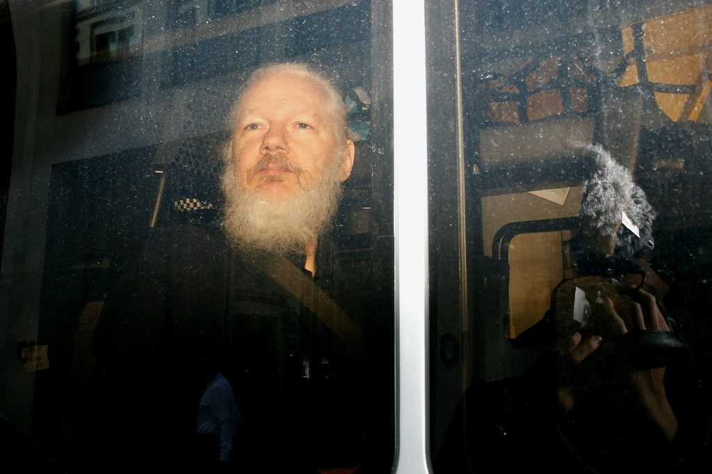 The Assange Arrest Is a Warning from History