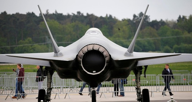 Greece To Acquire U.S. F-35 Fighter Jets Meant For Turkey