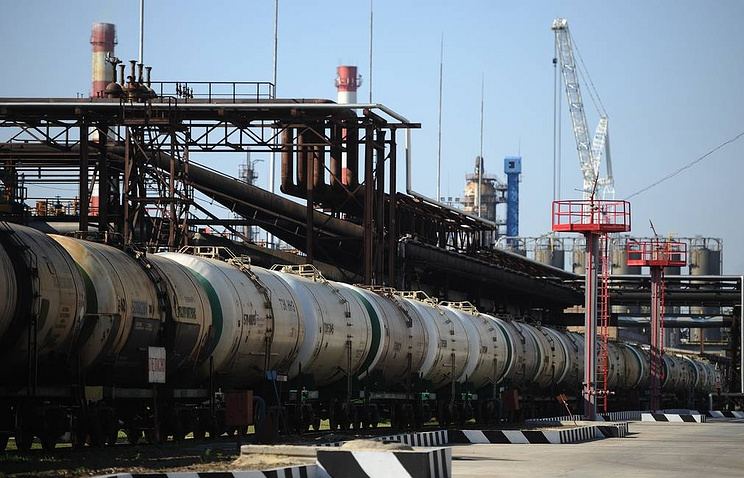 Russia Bans Exports Of Oil, Petroleum Products To Ukraine