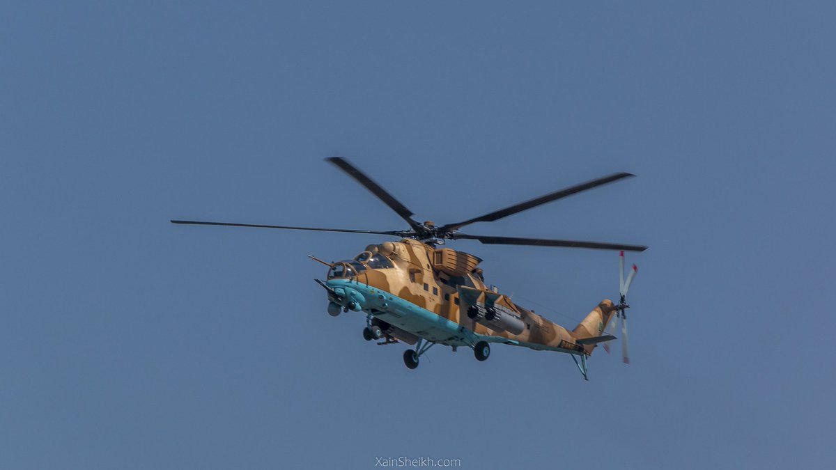In Video: Militants Shot Down Myanmar Mi-35 Helicopter