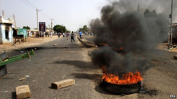 Protests In Sudan Continue. Now, Opposition Demands Military To Surrender Power