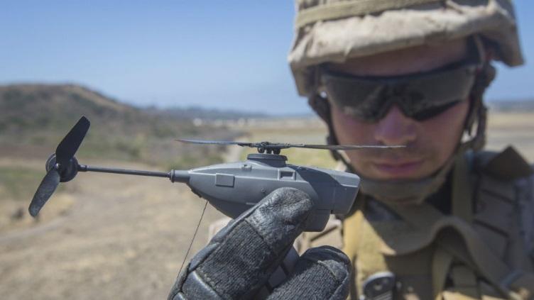 British Military Signs $ 1.8M Zmluva pre Black Hornet 3 Nano Recon UAV (Videá)