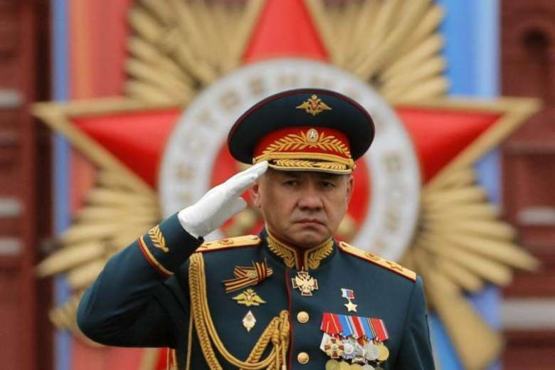 Russian Defence Minister: Conflict Potential Accumulated Worldwide