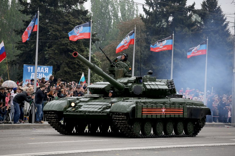 Russia Eases Citizenship Rules For Residents Of Self-Proclaimed Republics In Eastern Ukraine
