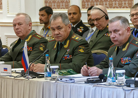 Russia Is Strengthening Bases In Kyrgyzstan, Tajikistan To Counter Militants Based In Afghanistan: Defense Minister