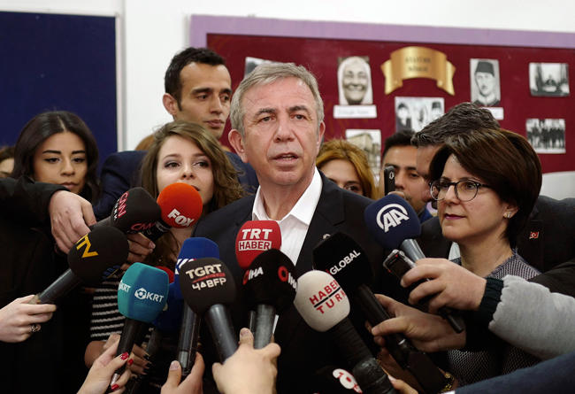 Local Elections In Turkey: Erdogan's Bloc Loses Ankara And Istanbul, Turkey Gets First Communist Mayor Elected