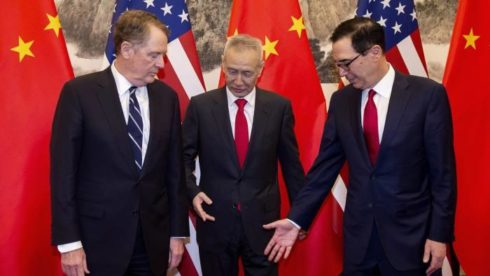 Trump To Give China Until 2025 To Commit To Trade Deal