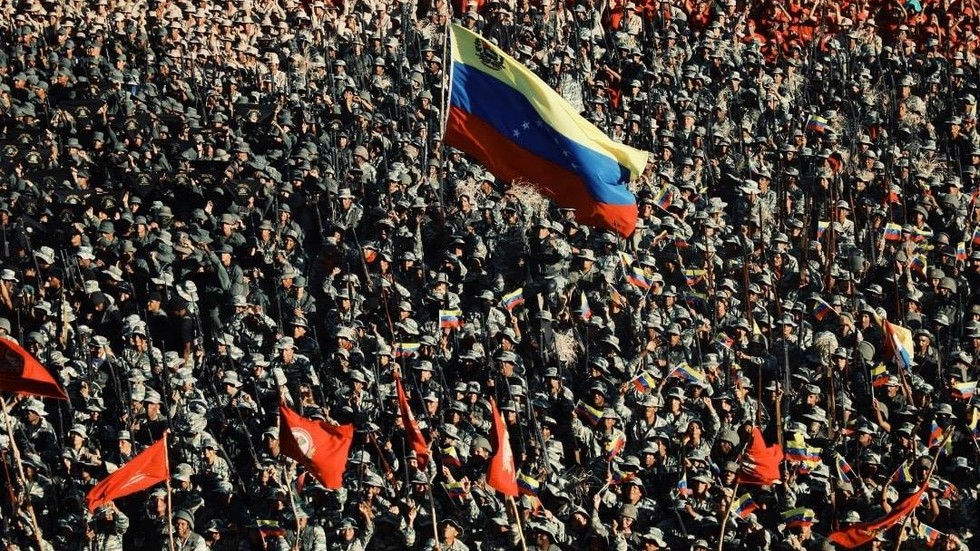 Maduro Places Military On High Alert As Lavrov Declares That 'Venezuela Won't Become 2nd Syria'