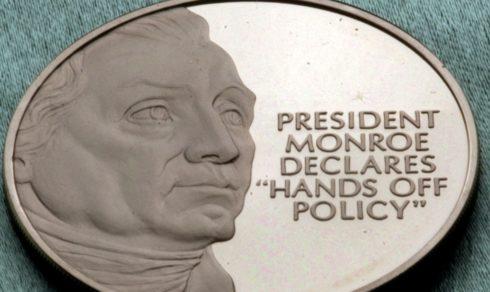 """Philip M. Giraldi: """"What Monroe Doctrine?"""""""