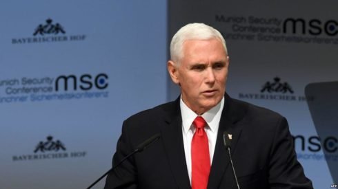 Turkey Issues Counter-Ultimatum To Pence: Either Stand With Us Or With The Terrorists