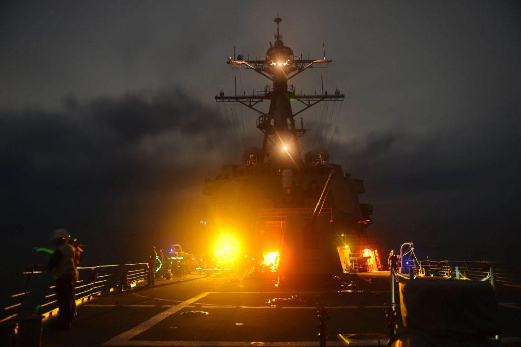 Pentagon Obsession: China, China, China