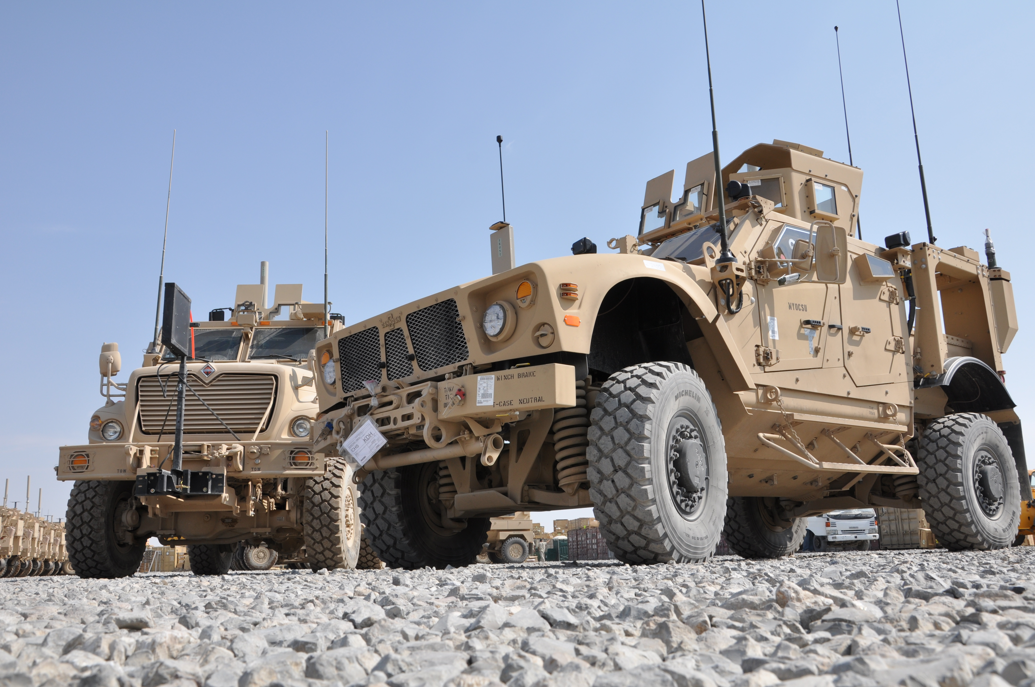 The Show Goes On In Iraq: Two US Supply Convoys Attacked In Baghdad, Al-Anbar