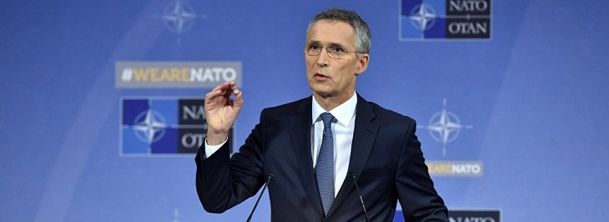 "Russia Slams ""Provocative Statements"" By NATO Secretary General"