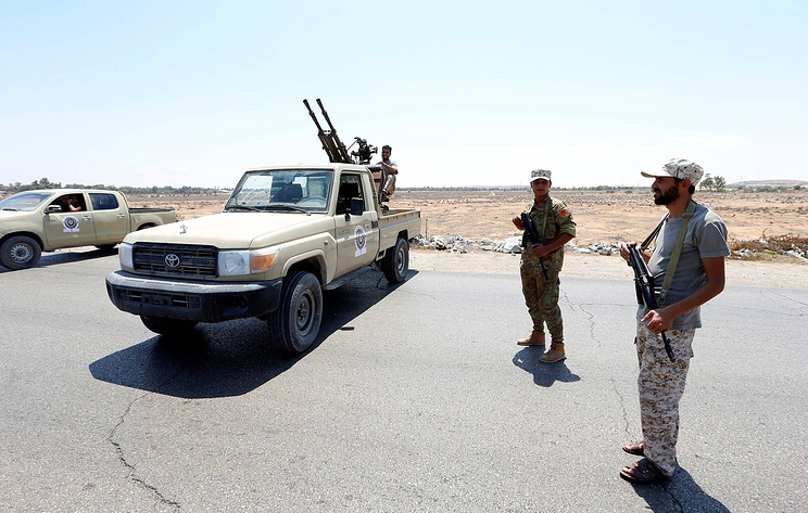 Libyan National Army Declared No-Fly Zone In Western Part Of Country