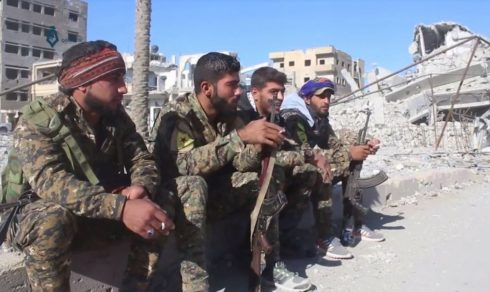 """Finian Cunningham: """"Kurds in Fateful Triangle as US Moves to Redeploy IS Terror Groups"""""""