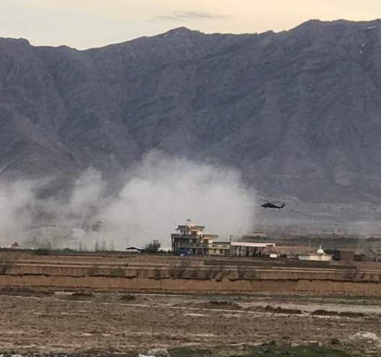 3 US Service Members And Military Contractor Killed In Taliban Attack Near Bagram Airbase