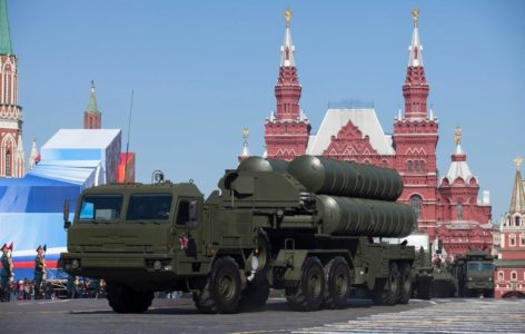 Turkey Threatens To Buy Even More Russian S-400s If US Doesn't Cooperate