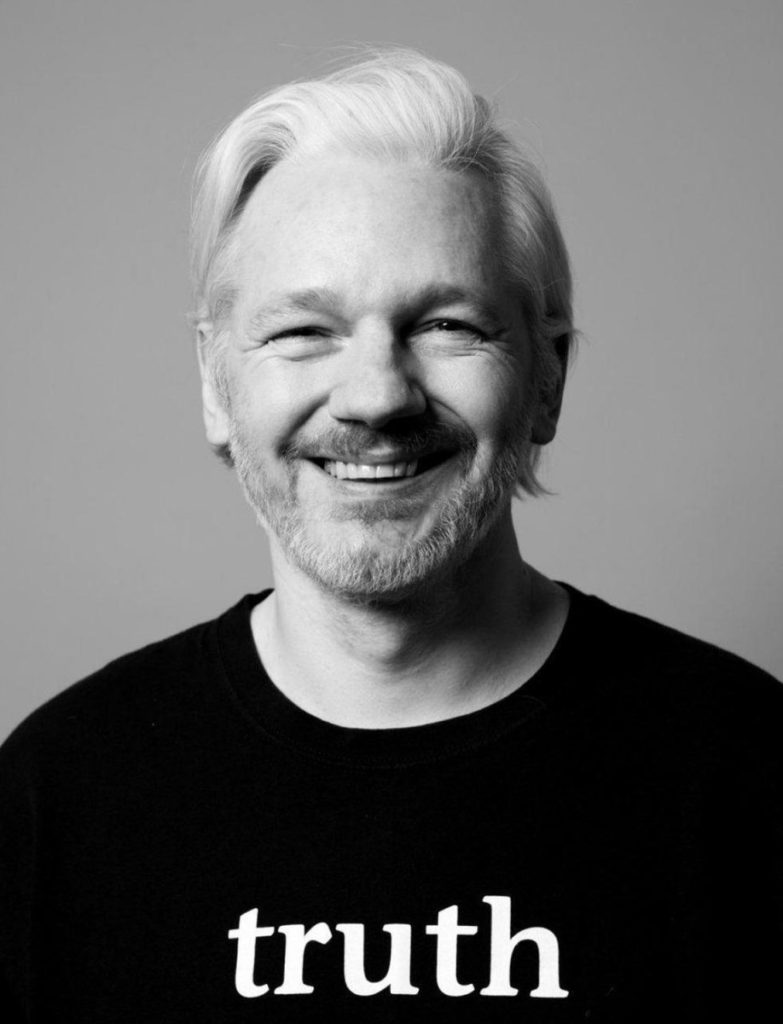 British government arrests WikiLeaks founder Julian Assange on behalf of the American Empire
