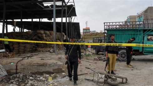 At Least 16 Killed In Bomb Explosion In Pakistan's Quetta