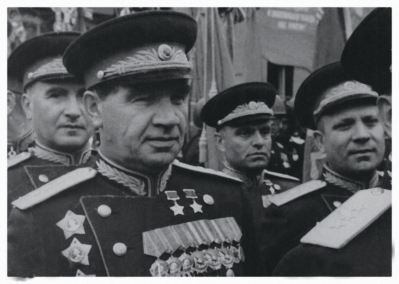 Russian Ministry of Defense Releases Historical Records Of WW2 Victory Commanders
