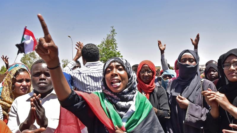 Crisis In Sudan: Protests Continue Despite President Resignation. Now Target Is Military Council