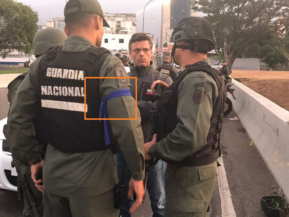 In Videos: Situation In Area Of Francisco de Miranda Airbase Supposedly Captured By Guaido Forces In Caracas