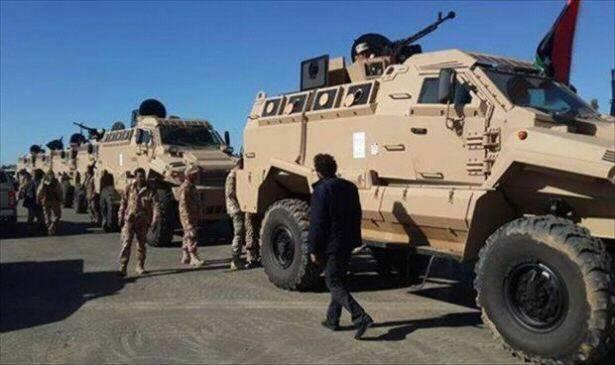 Battle Of Tripoli: Libyan National Army In Control Of Airport While US Forces Withdraw From Country