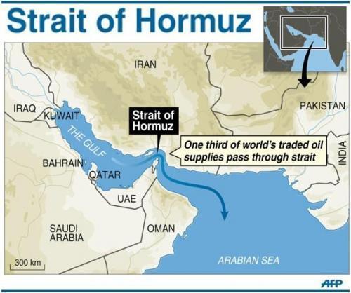 Iran Threatens To Close Strait Of Hormuz If US Blocks Its Oil Exports