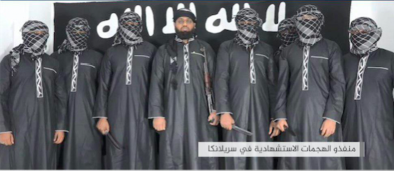 Identities Of Some Of Sri Lanka Suicide Bombers Revealed