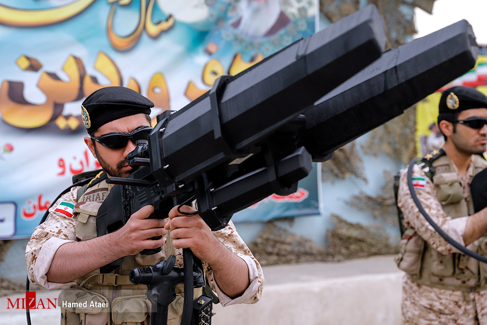 Iran Showcases Unmanned Ground Combat Vehicles, Anti-Drone Weapons (Photos)