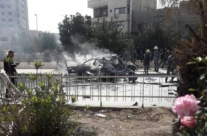 Terrorist Attack In Damascus Kills And Injures Several Civilians. Security Forces Foil Another One