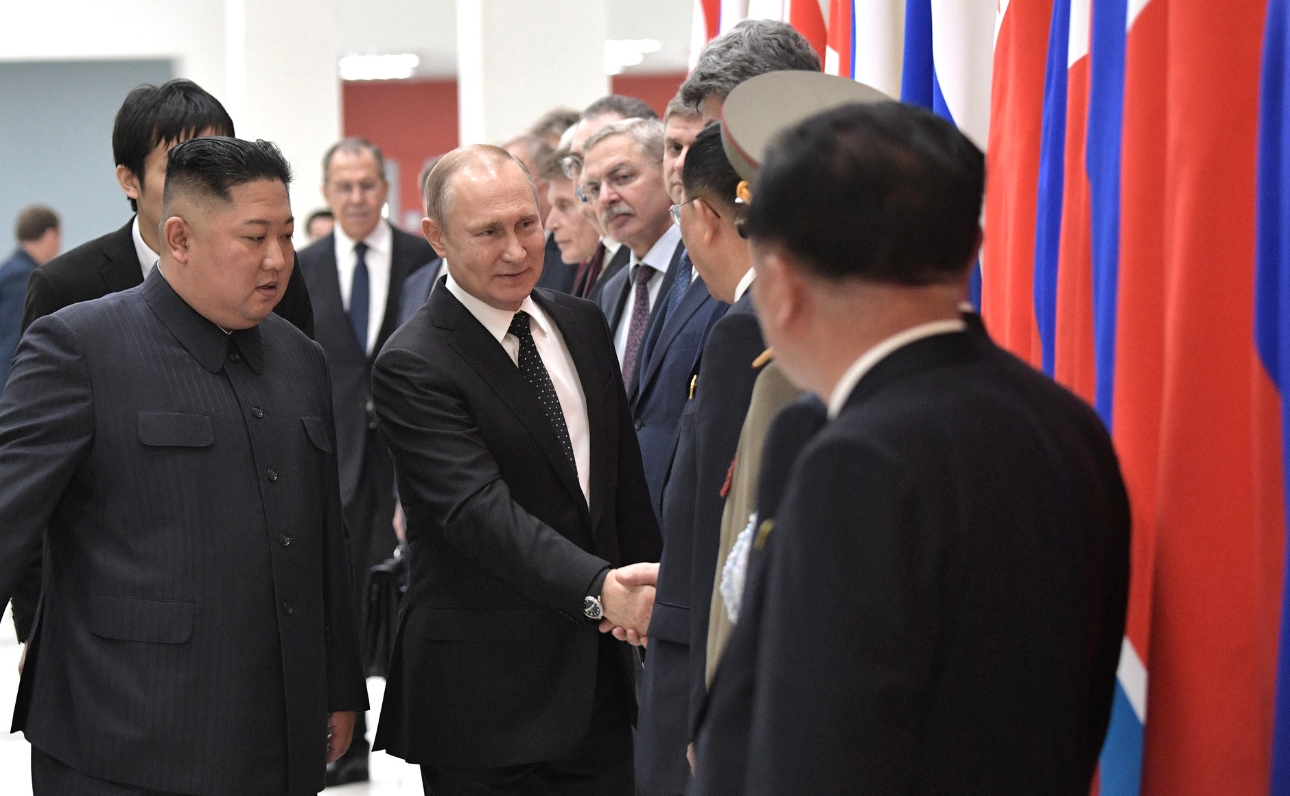 North Korea, Russia Vow To Reduce Tensions, Strengthen Security In Northeast Asia (Photos, Videos)