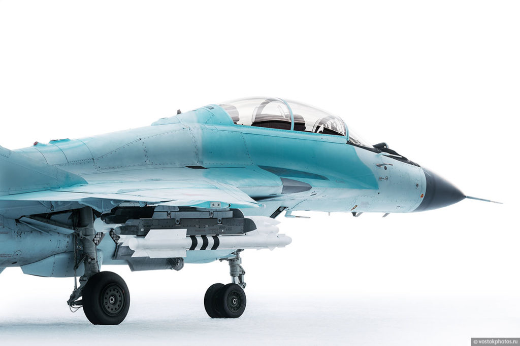 Fresh Photos Of MiG-35 Multi-Role Fighter