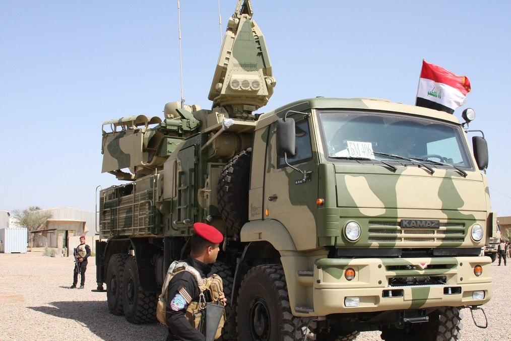 Irán a Irak Dosiahli dohodu o spolupráci v oblasti leteckej obrany ako tlak Washingtonu