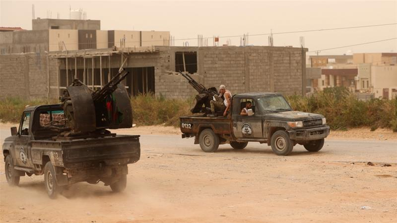 Libyan National Amry Vows To Ramp Up Its Offensive On Tripoli