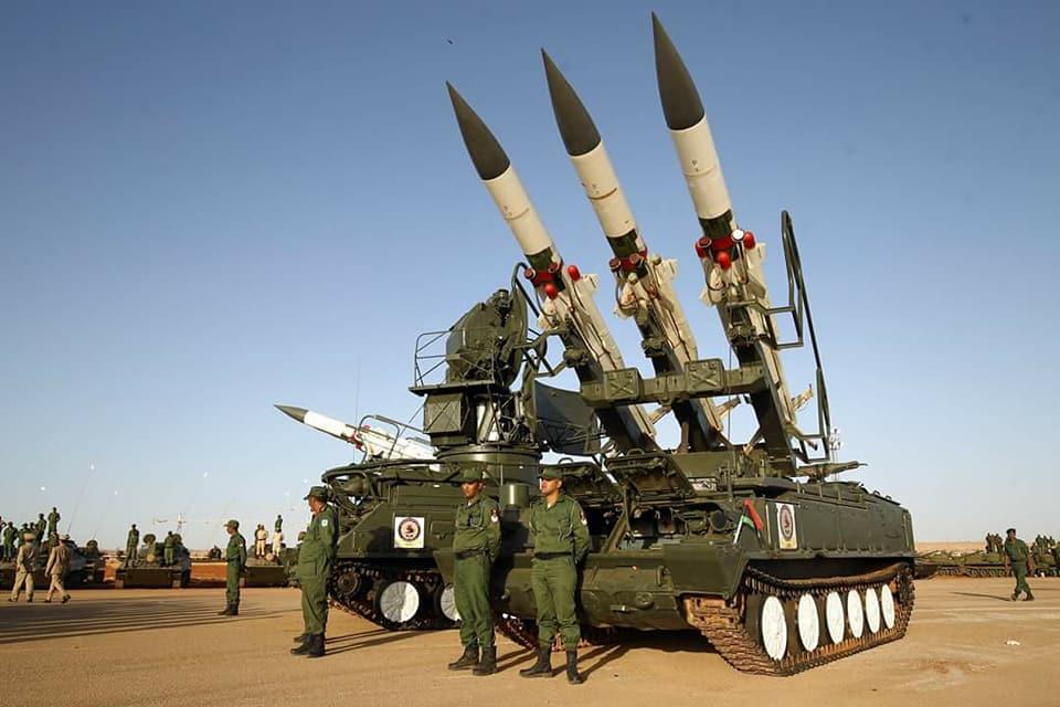 Líbyjská Národná Armáda zostrelený LGNA Warplane v Blízkosti Tripolisu