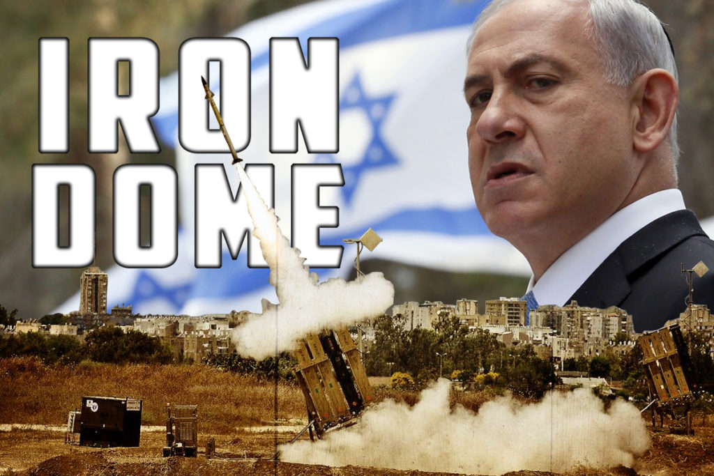 Israel Wants To Deploy Joint Missile Systems With 'Arab Allies' To Persian Gulf