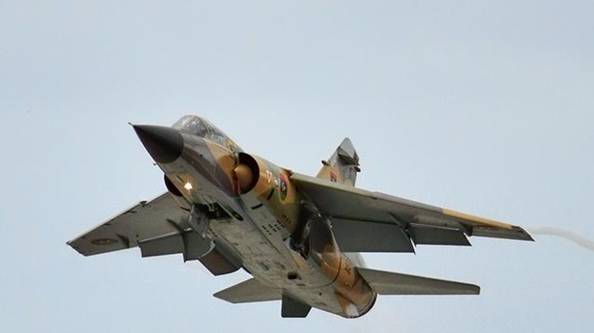 Libyan Nation Army Air Force Joins Battle To Capture Tripoli, Strikes LGNA Forces