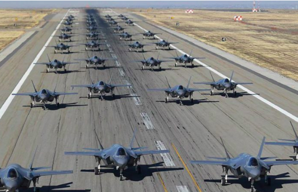 Global Military Spending in 2018: US Spends As Much as Next 6 Combined