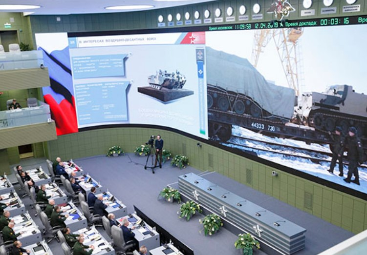 Russian Military Received Over 500 New Units Of Military Equipment And Weapons