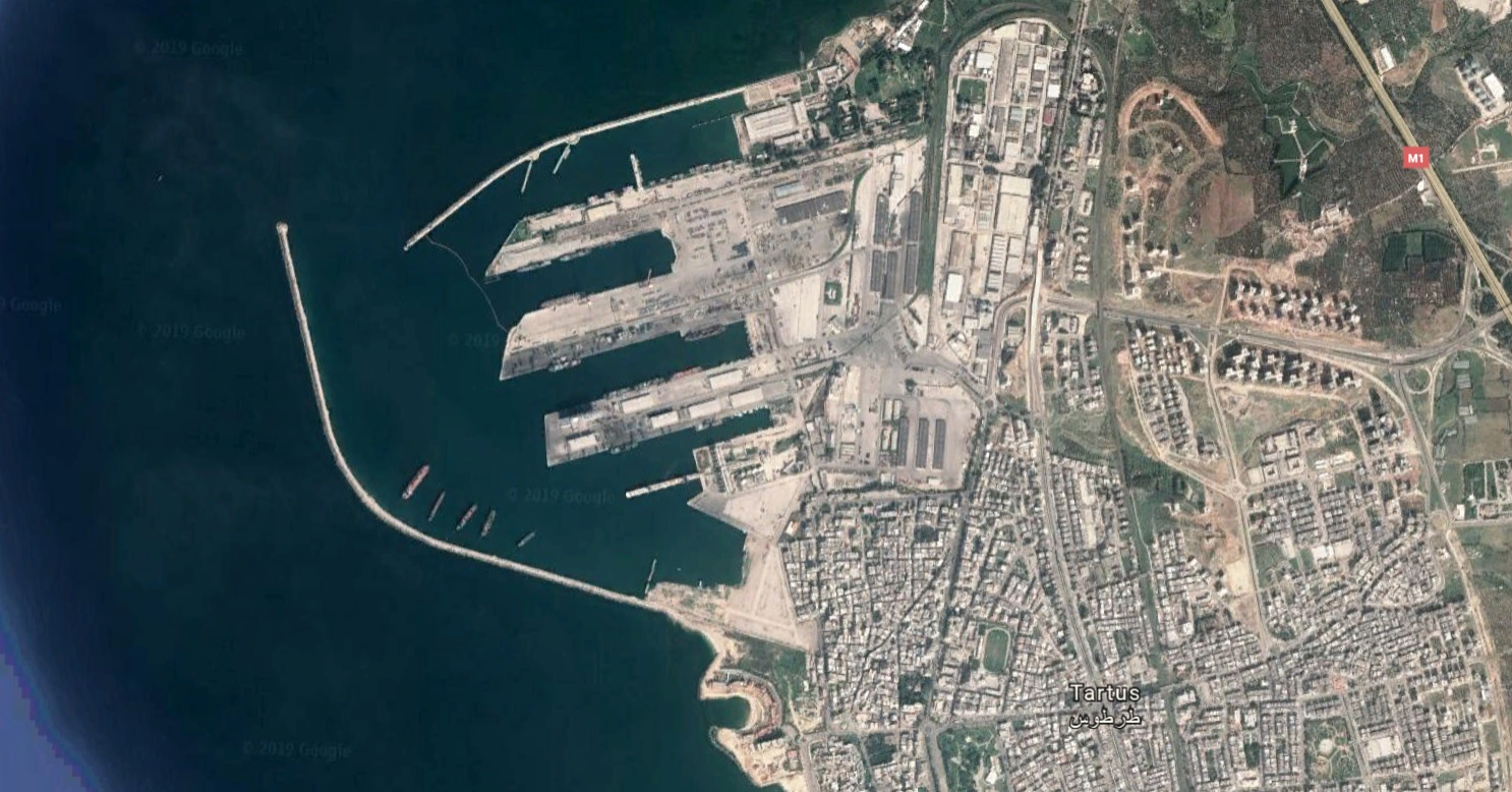 Syrian Transport Minister Says Russia Will Invest $500M In Development Of Tartus Port