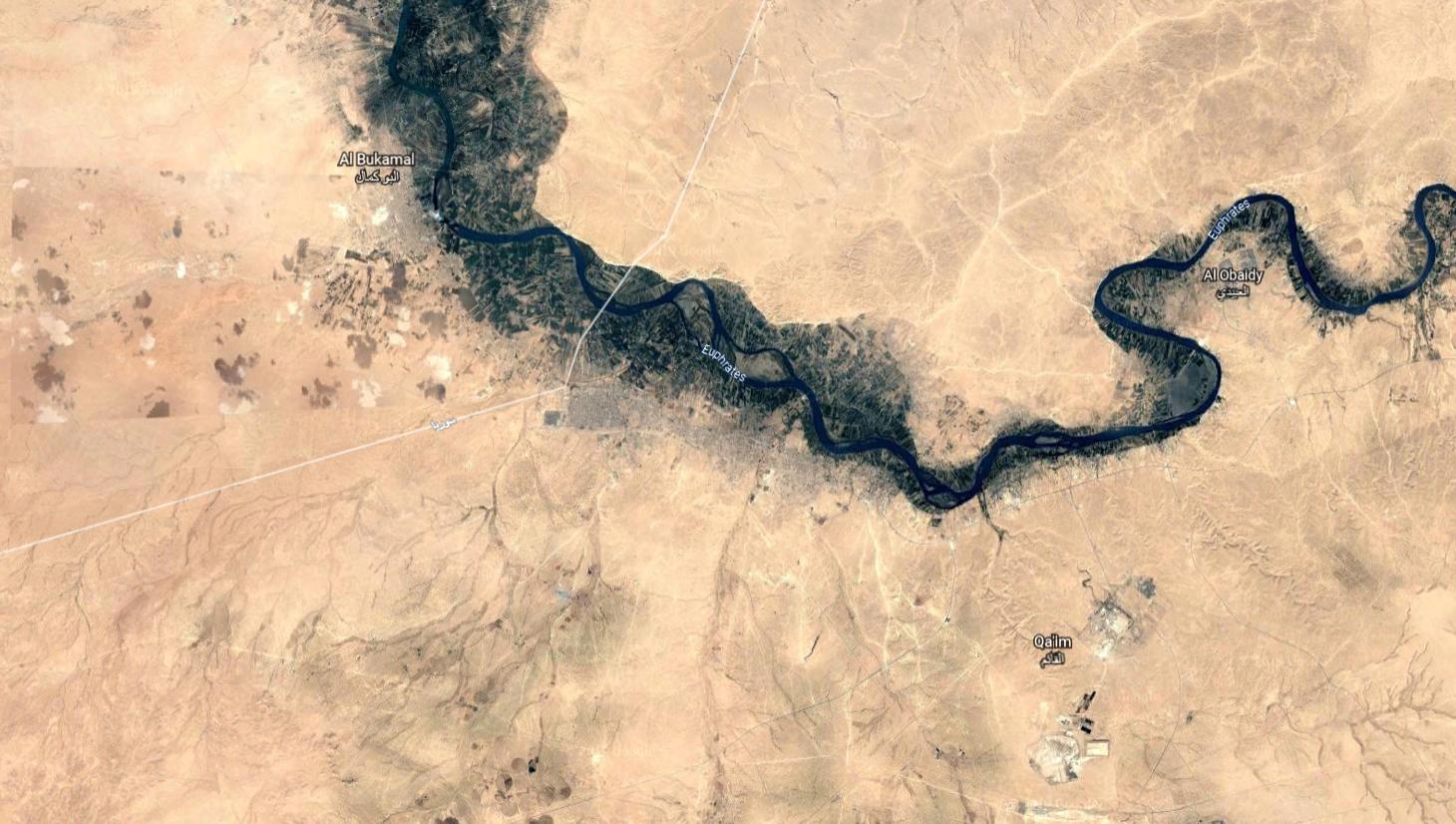 Syria, Iraq Agree To Reopen Strategic Qa'im Border Crossing
