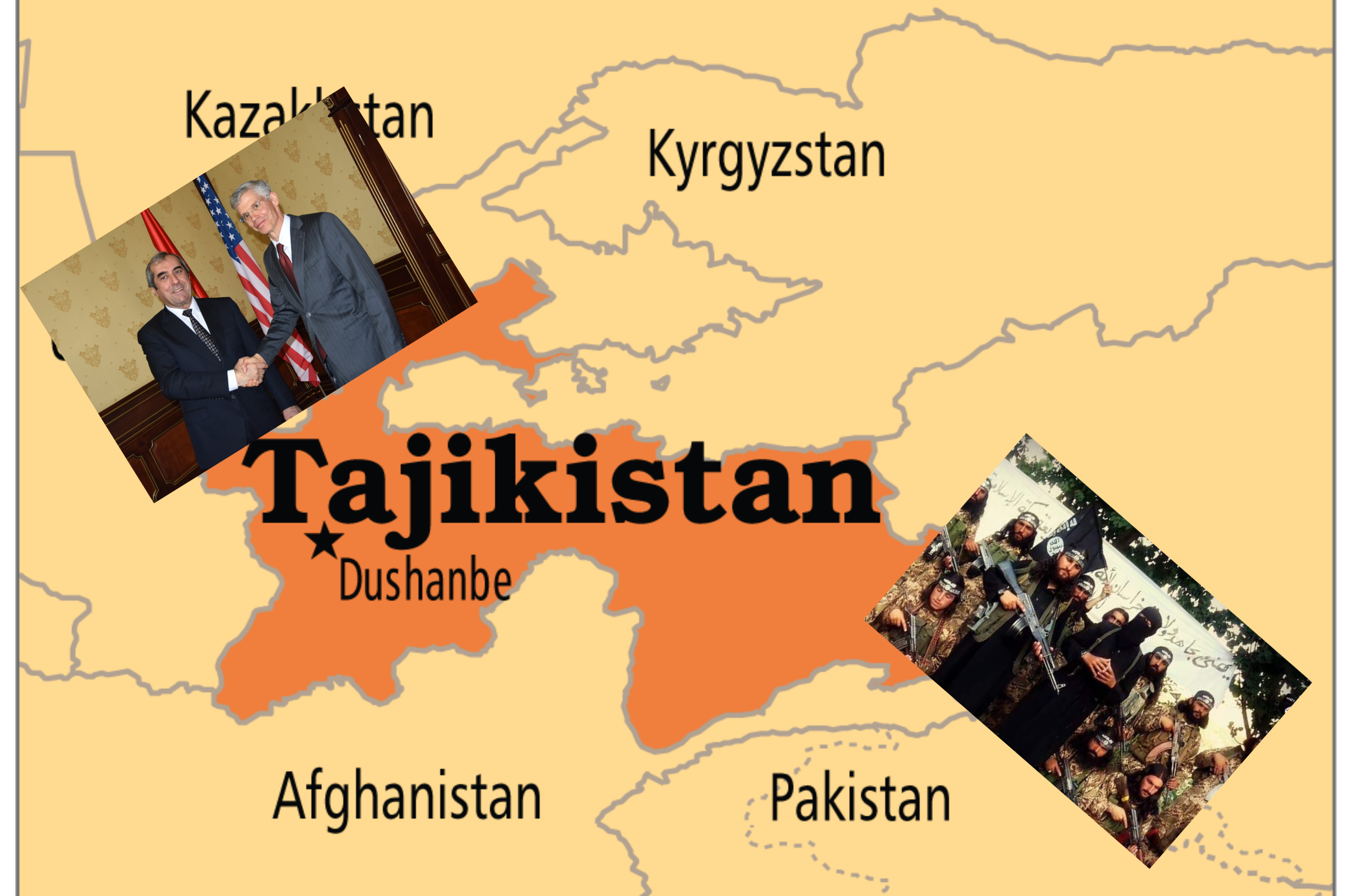 ISIS Threat Is Growing In Cenral Asia Amid Expanding US Activity In Tajikistan