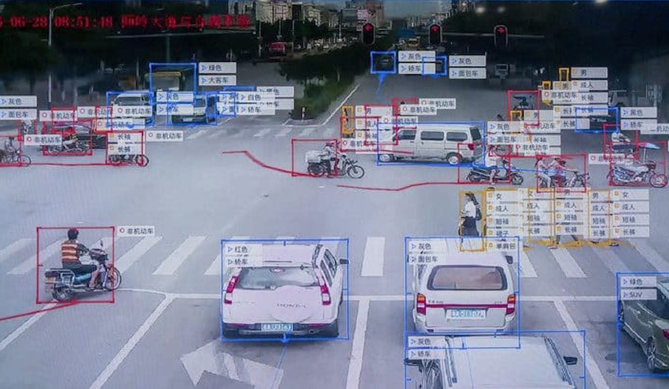 A.I. Surveillance Gaining Steam In China