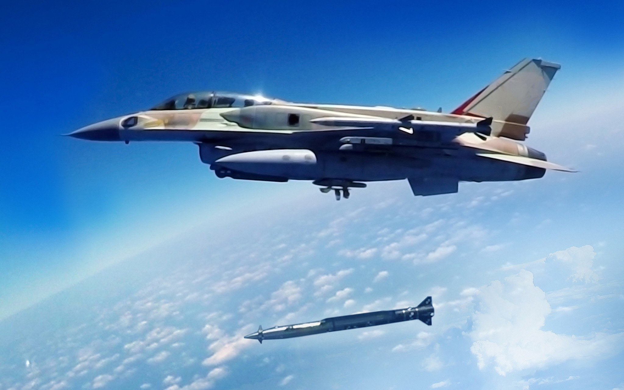 Israeli Air Force Struck Syria's Masyaf With New Supersonic, Precision-Guided Missiles: Expert