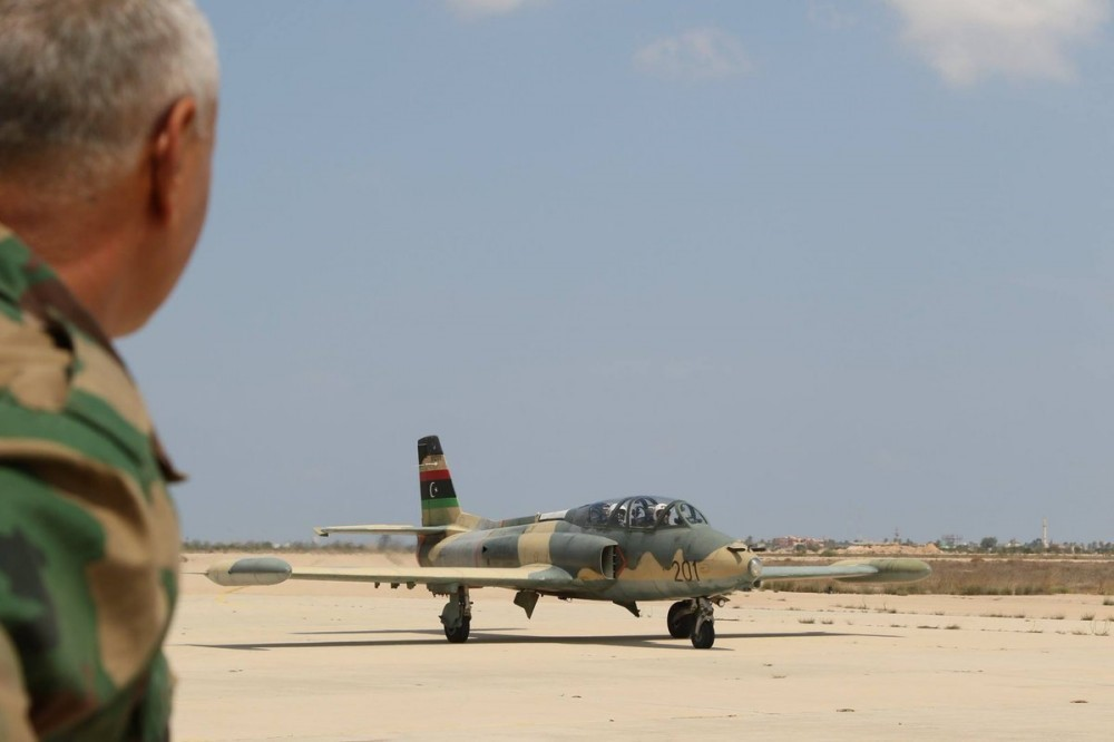 The State Of The Libyan Government of National Accord's Air Force