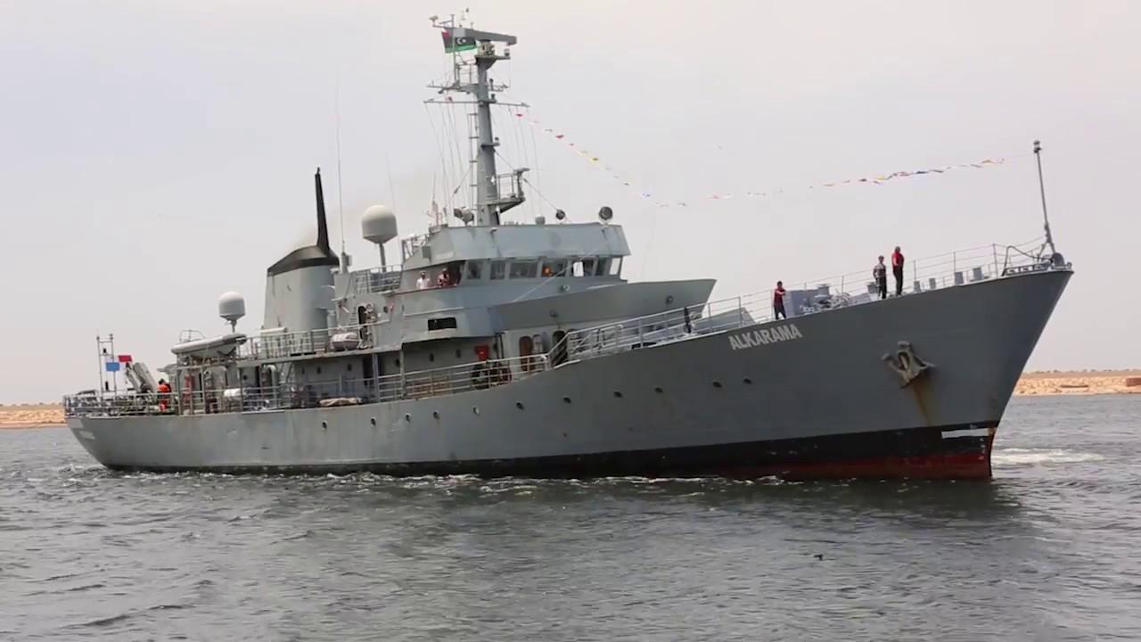 LNA Deploys Warship In Key Oil Port, As Battle Around Tripoli Heats Up