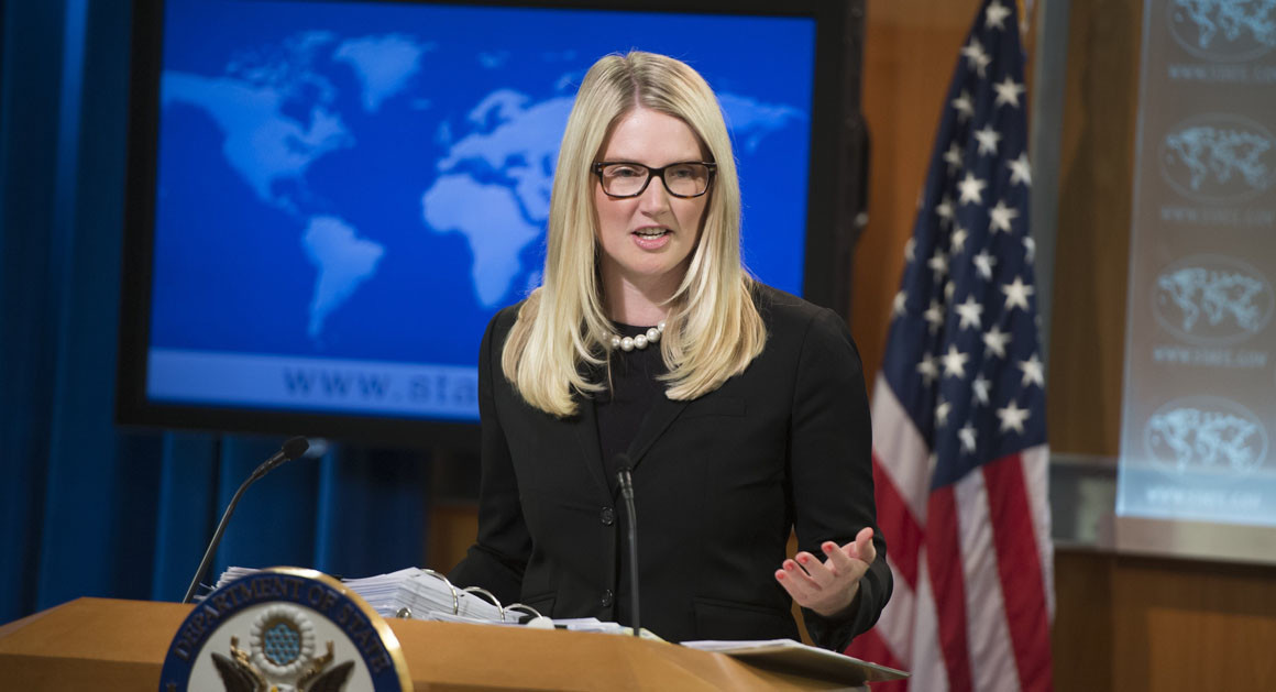 From Psaki To Ortagus: Nonsense And Lies As Fundamental Feature Of US State Department Press Briefings