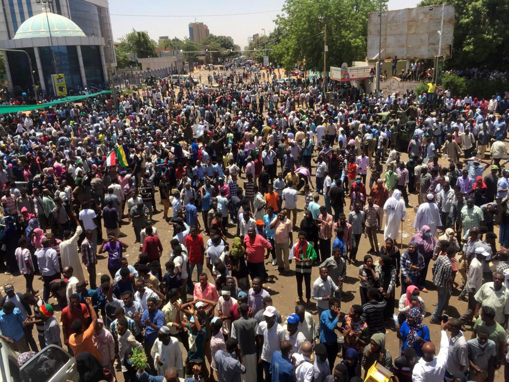 Military Coup In Sudan: President Stepped Down From Power