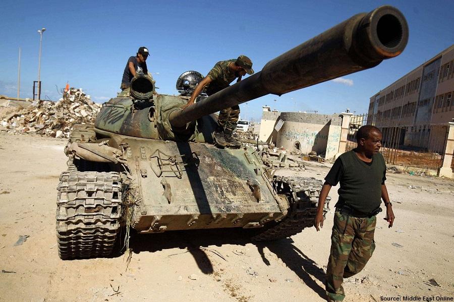 Both GNA And LNA Claim Success In Fight For Tripoli In Escalating Propaganda War